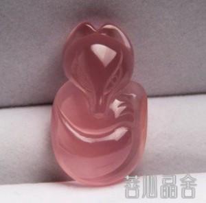 渴望爱与安全感女性—粉晶是您的首选-菩心晶舍