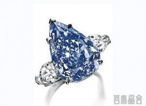 极品蓝钻拍卖——细数世界著名珠宝背后的传奇故事-菩心晶舍