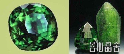 怎么认识橄榄石的价值?