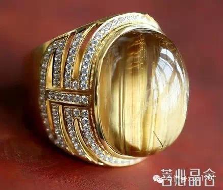 水晶王者—事业男士招财必备之钛晶的能量与功效,超详细
