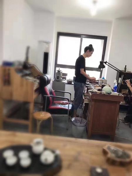 原矿绿松-菩心晶舍