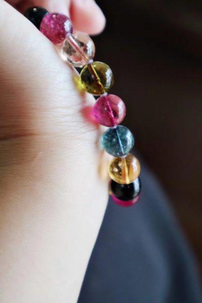 关于碧玺,不在大小,不在配色,不在晶体。只在,是否是那条命中注定-菩心晶舍