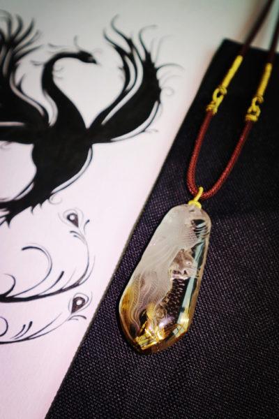 【钛晶-可收藏】 龙,四大吉祥神兽之首-菩心晶舍