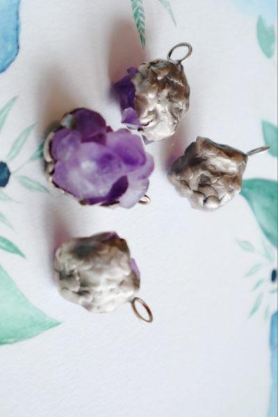 【紫晶簇】作为成年人的我们,保持童心就是取悦长大后的自己-菩心晶舍