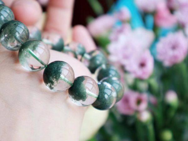 【绿幽灵聚宝盆】绿幽灵聚宝盆历来被贵族们奉为招财利器-菩心晶舍