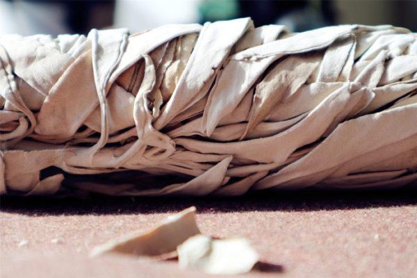 鼠尾草,又名洋苏草,有温暖和净化空间能量的作用-菩心晶舍