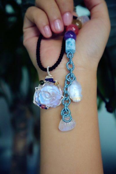夏天戴这几种水晶,能让心灵感受清凉~-菩心晶舍