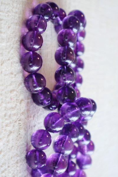 紫水晶,对应三眼轮,增强考试运和灵感-菩心晶舍