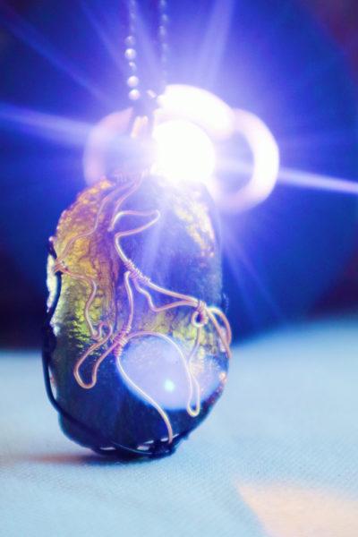 【捷克陨石-山海经】 有兽焉,其状如鼠,而菟首麋身-菩心晶舍