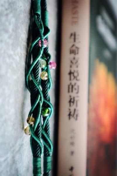 【捷克陨石】 鸢尾花为草本植物,五月开花-菩心晶舍