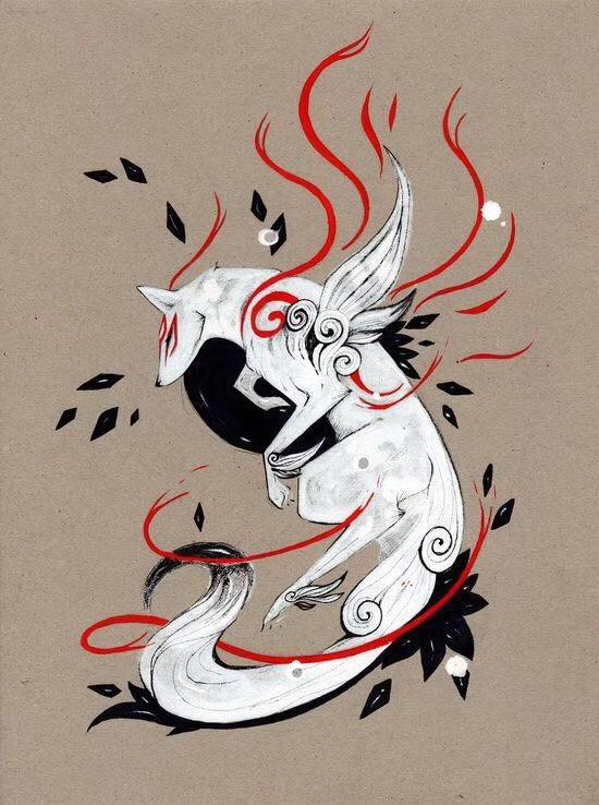 """【菩心-九尾狐&捷克陨石】""""白狐,王者仁智则至。-菩心晶舍"""