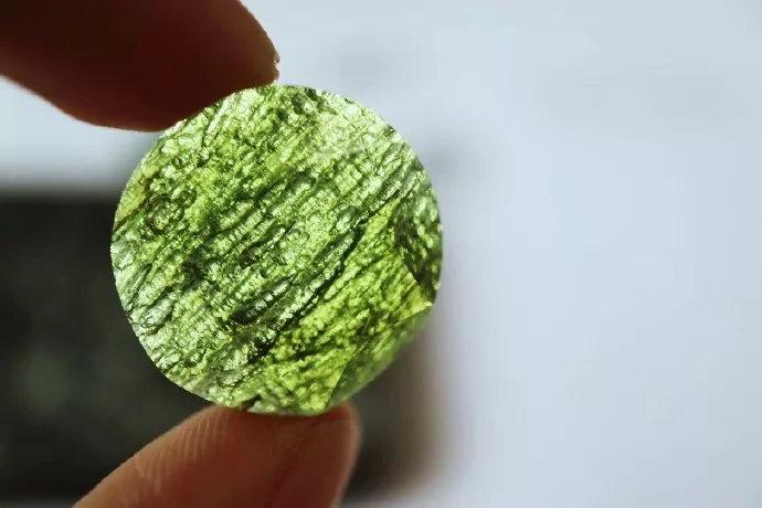 【实验】捷克陨石等到底有没有辐射?看这里-菩心晶舍