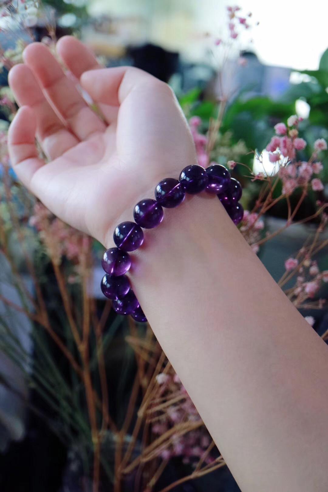 【菩心 | 极品紫水晶】紫水晶能引内在的平静与和平-菩心晶舍