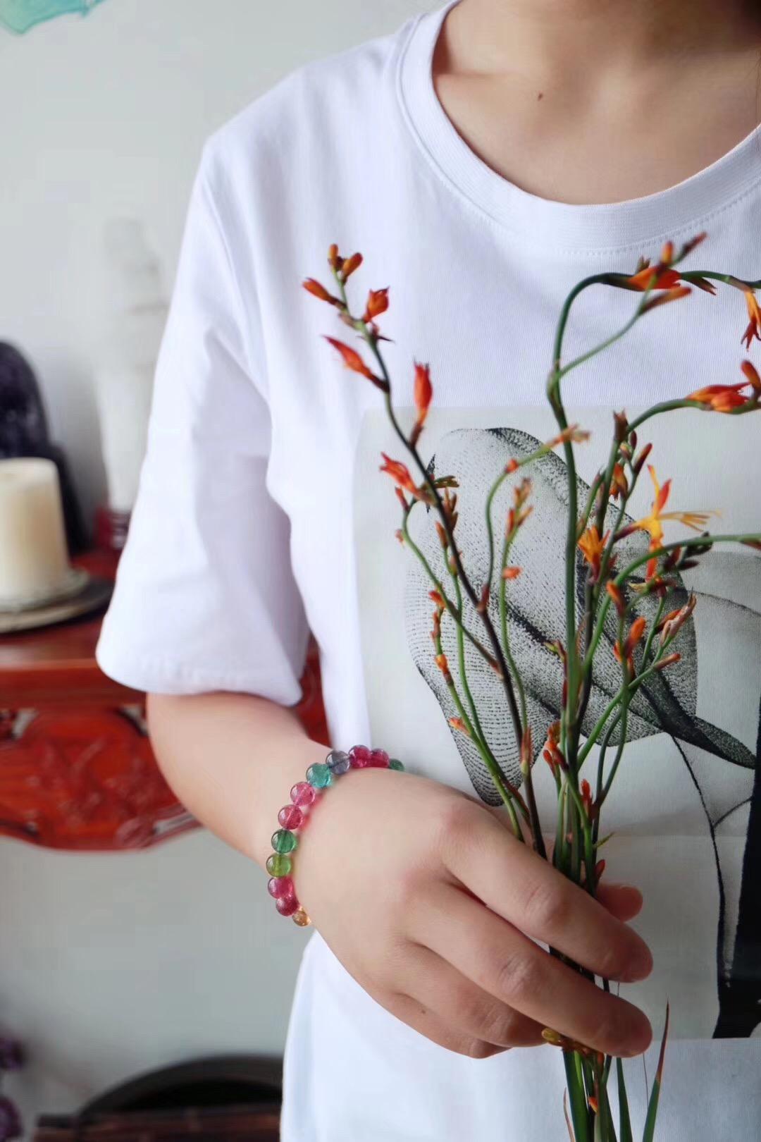 【菩心 | 碧玺】如花的季节, 最美的遇见-菩心晶舍