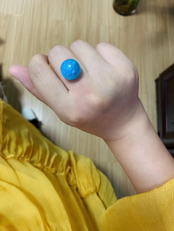 【菩心-海纹石】一枚小可爱,是谁的~-菩心晶舍