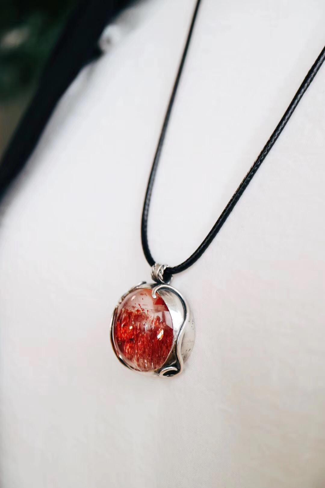 【菩心-金草莓晶】你会发现,每一处的晚霞都不同-菩心晶舍