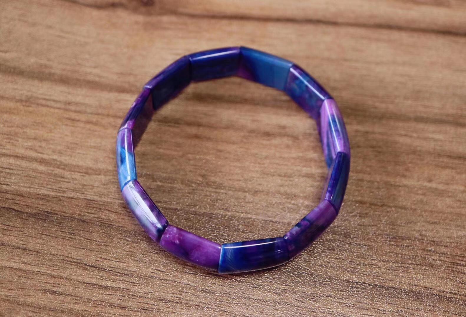 【菩心 | 舒俱来】犹如星际蓝紫,奇幻无穷-菩心晶舍