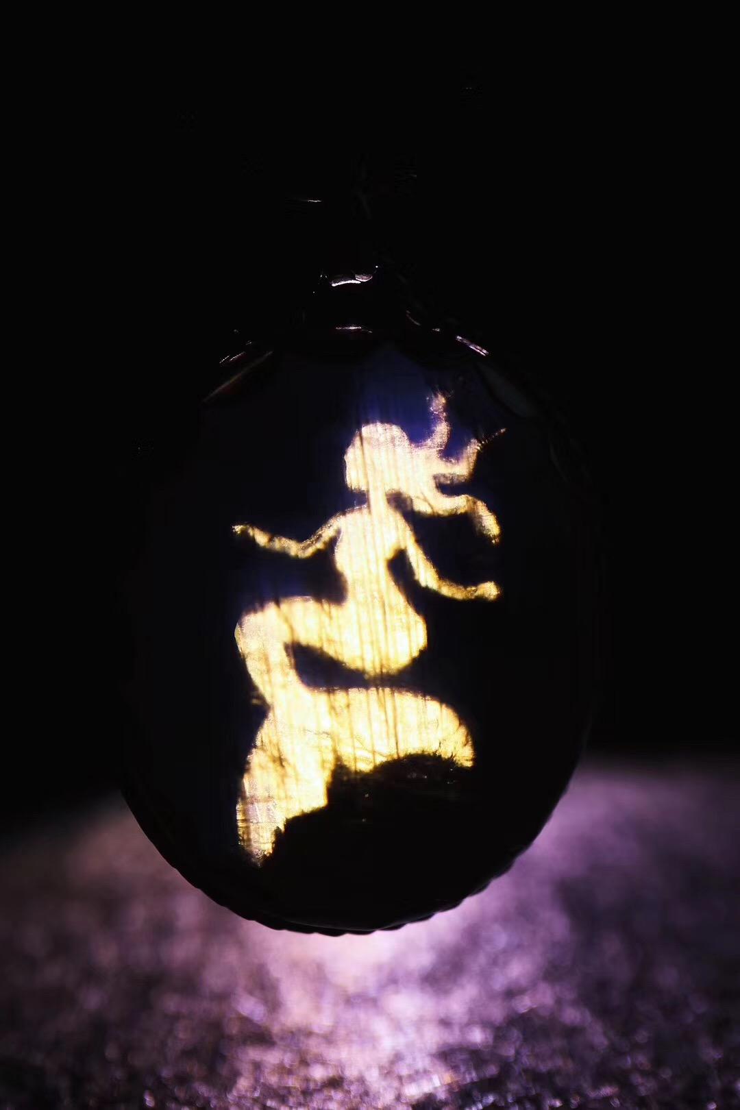 【菩心-月光石&鱼美人】那曼妙的身姿回旋在我的脑海,久久不能散去...-菩心晶舍