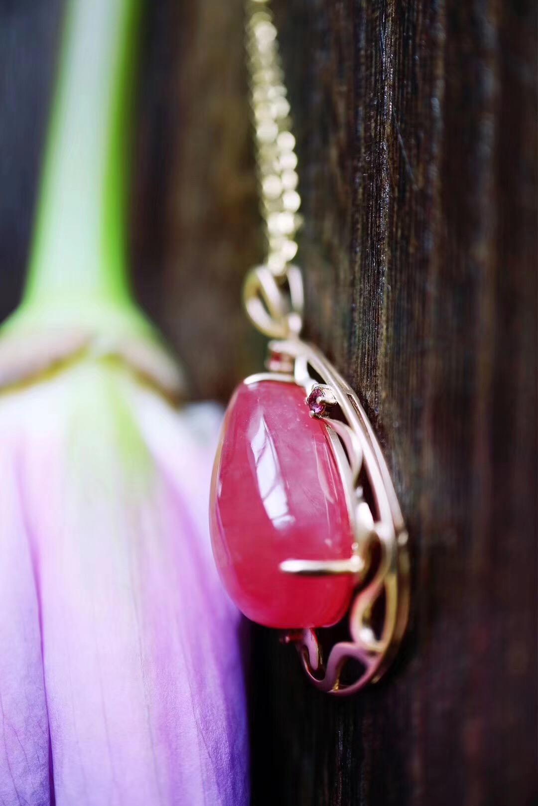 红纹石,每个女子必备的心轮疗愈石-菩心晶舍