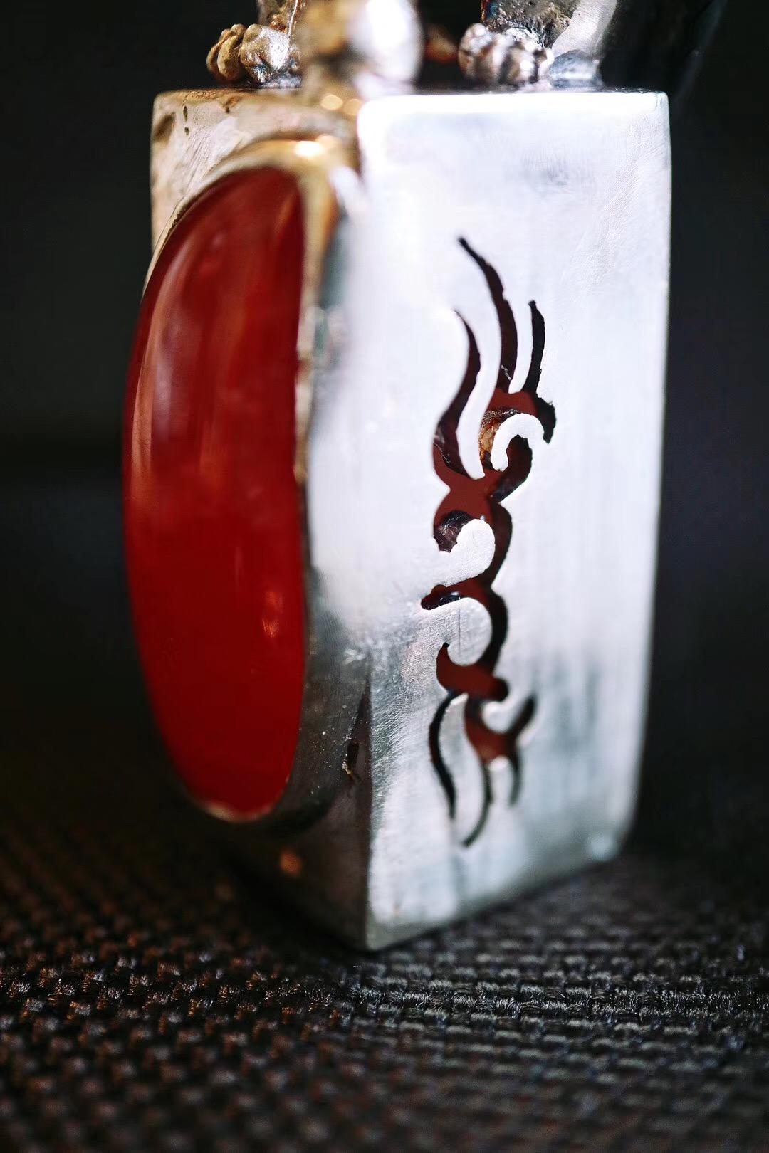 【红纹石】在菩心定红纹石的小哥哥,一定充满爱-菩心晶舍