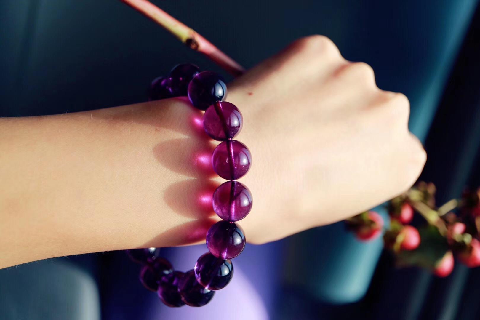 【紫水晶】 紫色系的浪漫与高贵-菩心晶舍