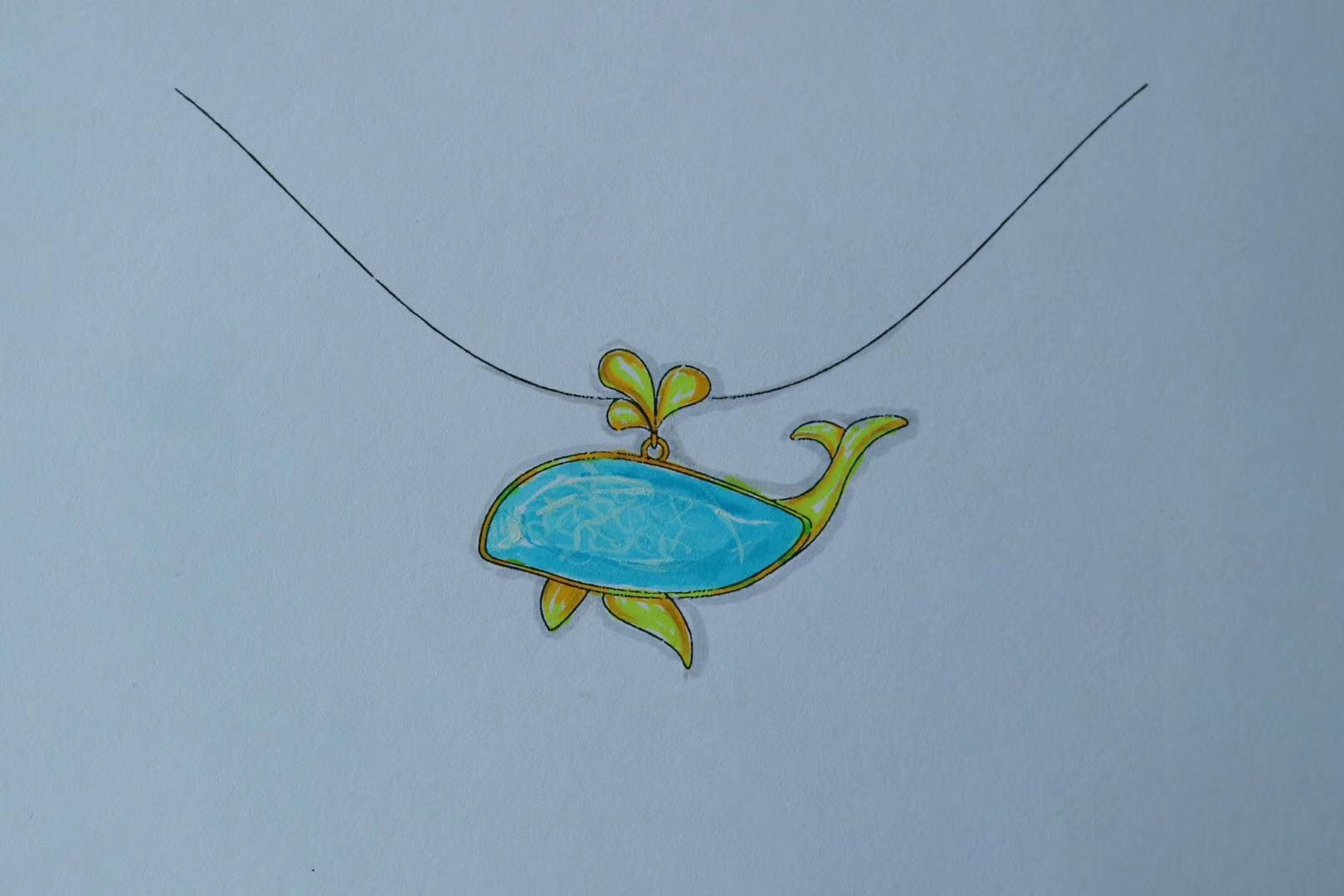 【海纹石】几只小可爱~~居然还有一只小河豚-菩心晶舍