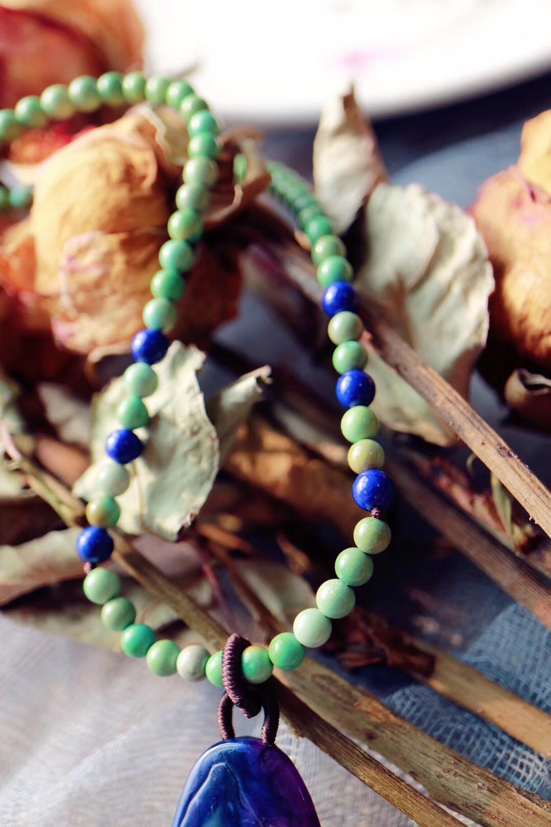 【舒俱来】名贵皇家紫和星际蓝色,喜上眉梢且是双喜临门-菩心晶舍