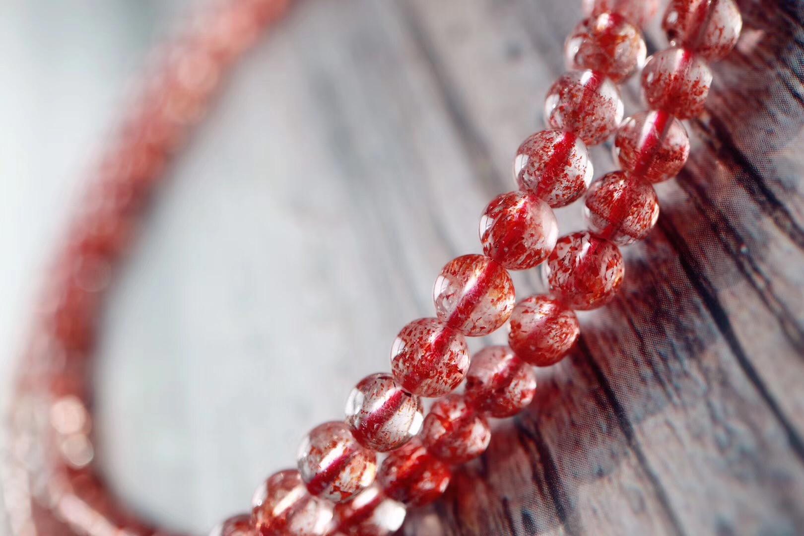 【金草莓晶】提升个人力量,改善气色-菩心晶舍