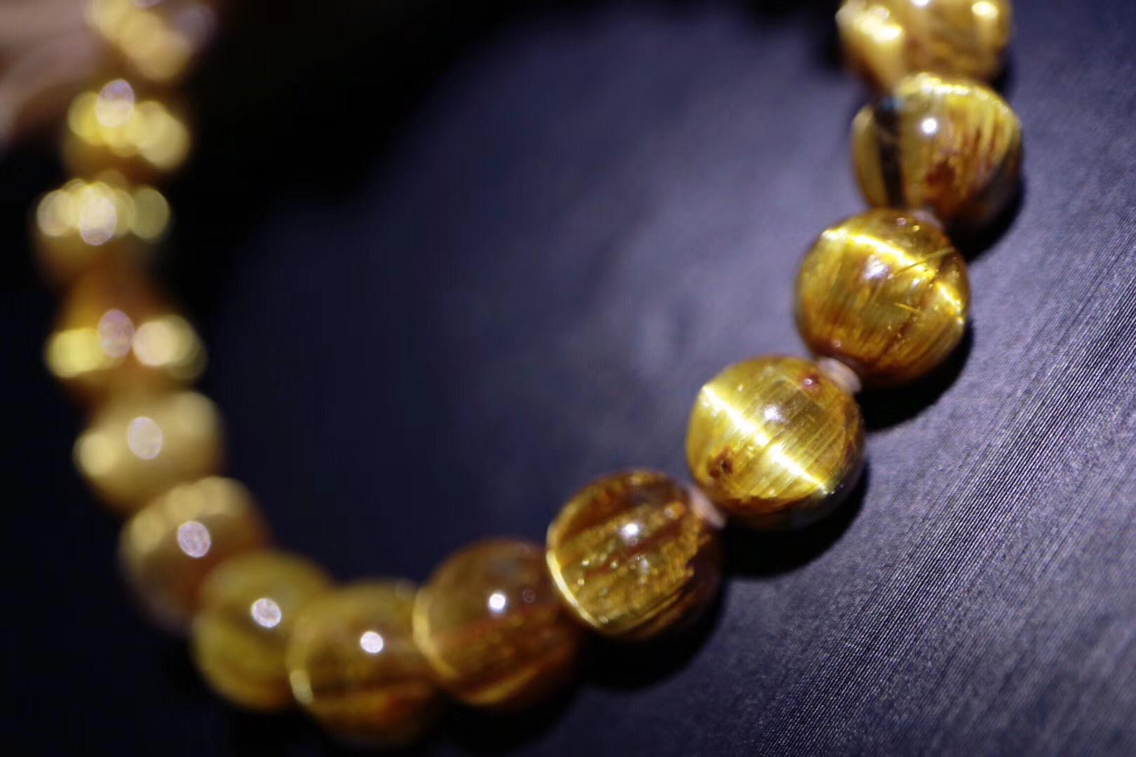 【钛晶】 金黄色是收获季节里最美妙的一道风景-菩心晶舍