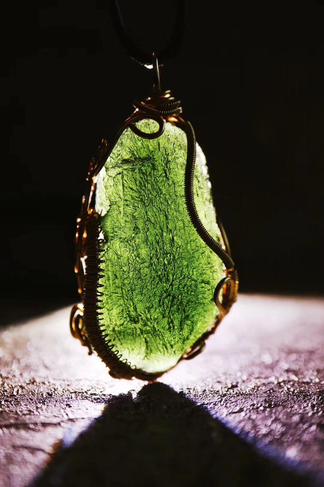 【捷克陨石&智慧之眼】智慧是一种看待事物的视角-菩心晶舍