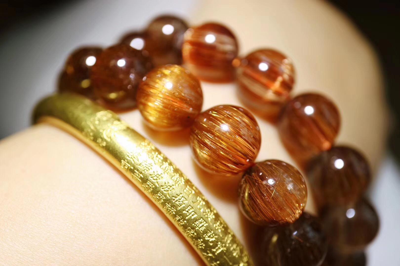 【铜发晶】是本命年和水逆的宝宝最佳选择-菩心晶舍