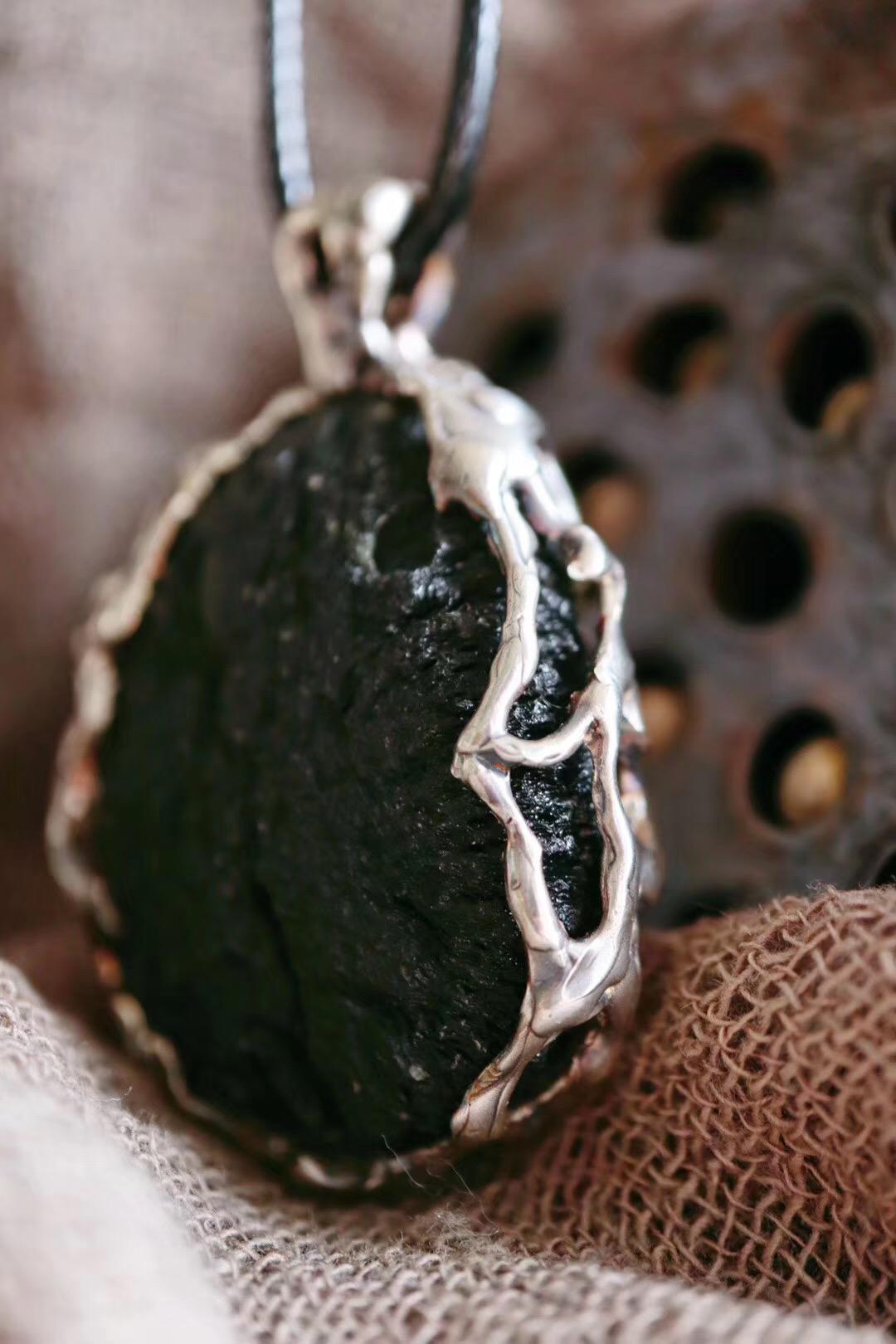 【捷克陨石】20g以上的捷克陨石,都非常值得收藏-菩心晶舍