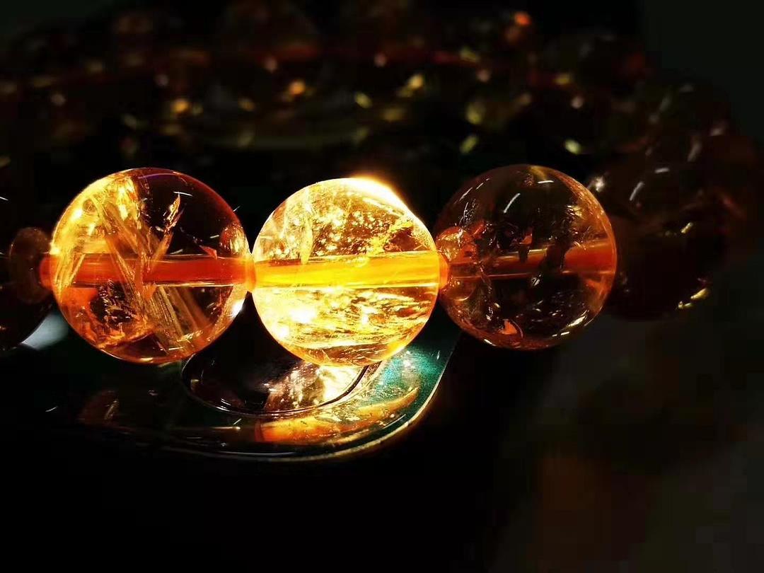 黄水晶貔貅代表什么寓意?黄水晶貔貅的功效有哪些?-菩心晶舍
