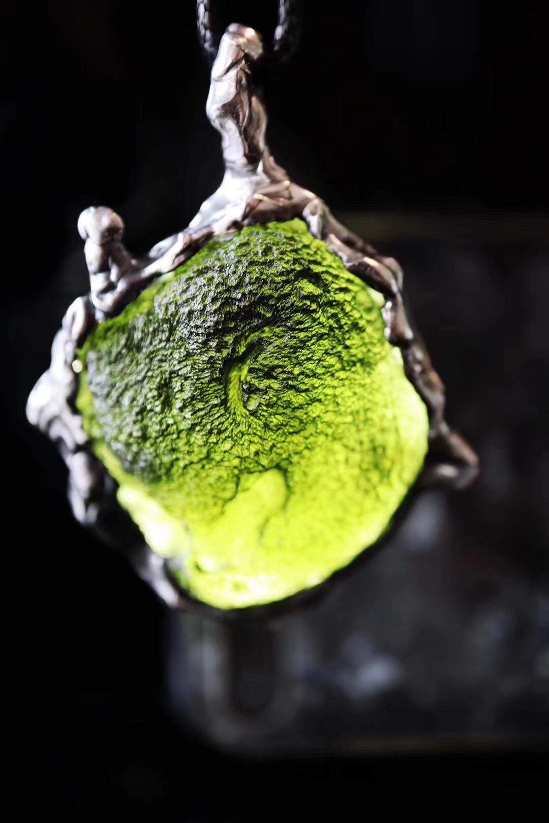 """【捷克陨石】充满能量的""""大细胞""""捷克陨石,会给你源源不断的动力-菩心晶舍"""