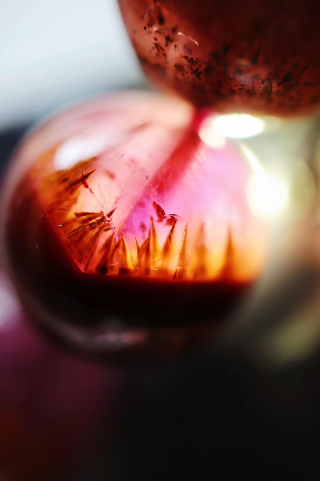 【菩心&Auralite-23】这是地球至今为止,最古老的地质水晶-菩心晶舍
