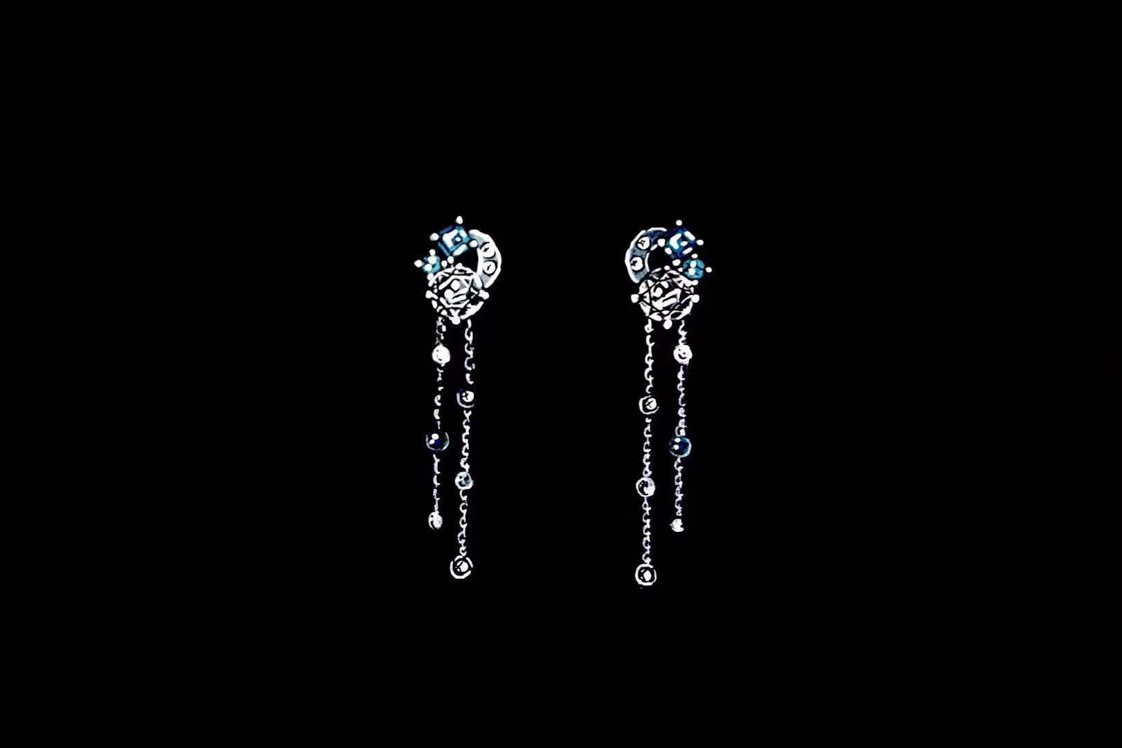 怎么挑选蓝宝石?什么成色的蓝宝石最好?-菩心晶舍