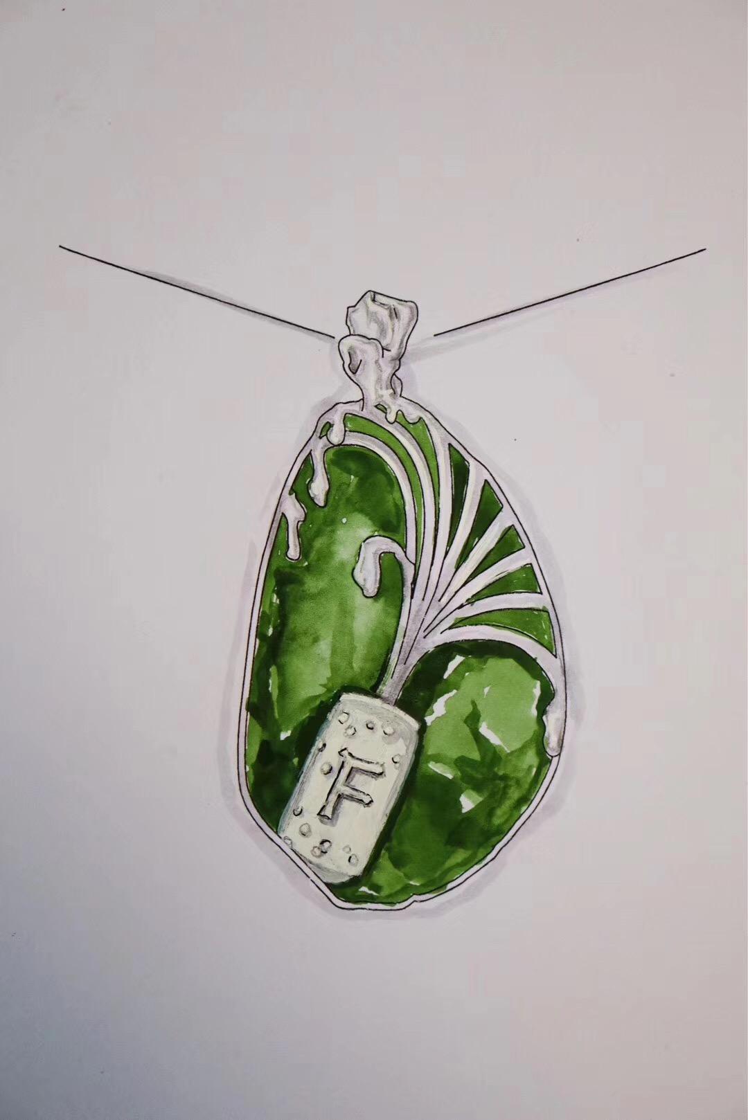 """【捷克陨石】""""易拉罐、火树银花、欣欣向荣""""这个设计要求~~~好欢乐~-菩心晶舍"""