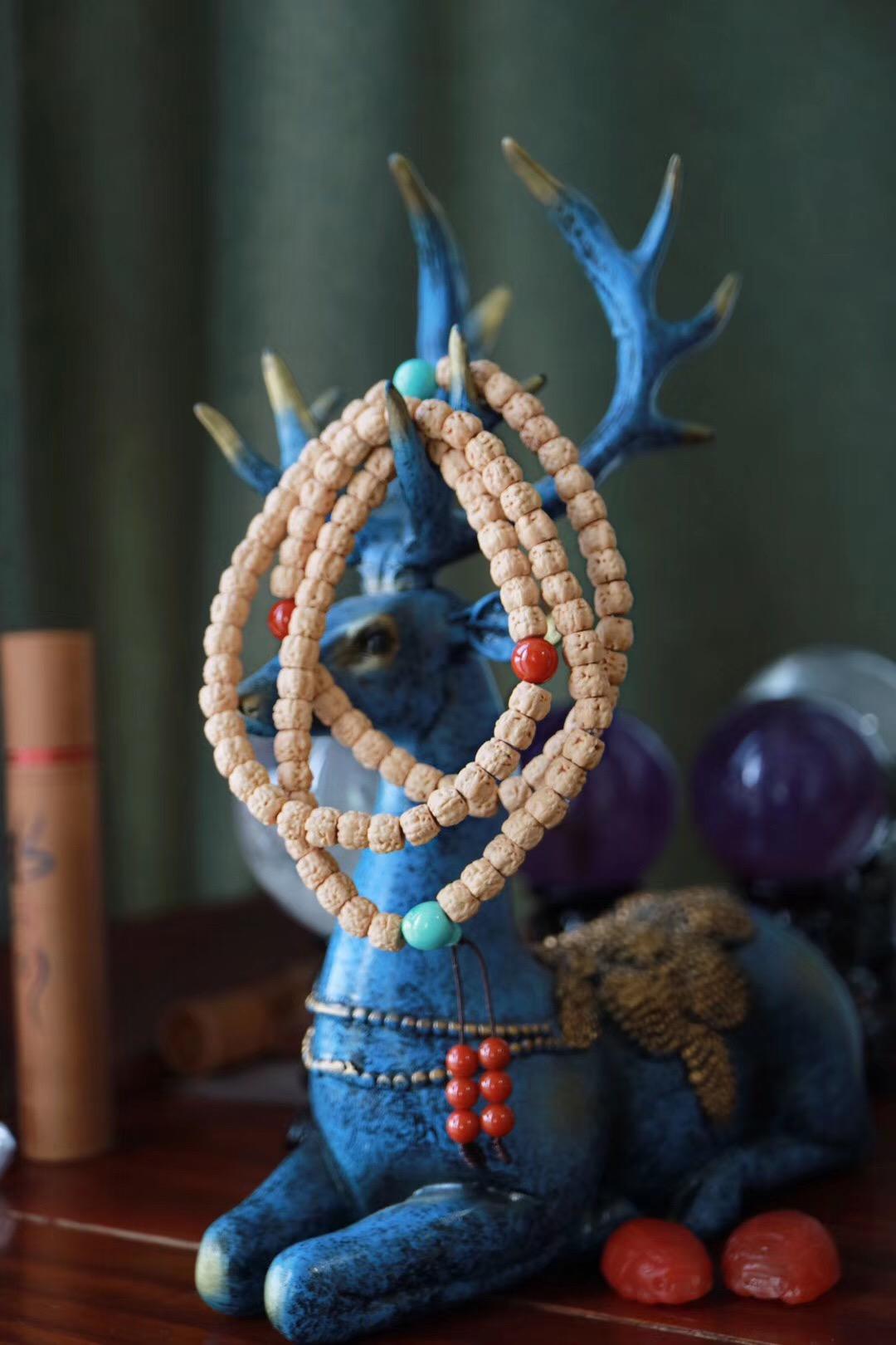 【金刚佛珠】一串佛手金刚佛珠,可助你修身养性-菩心晶舍