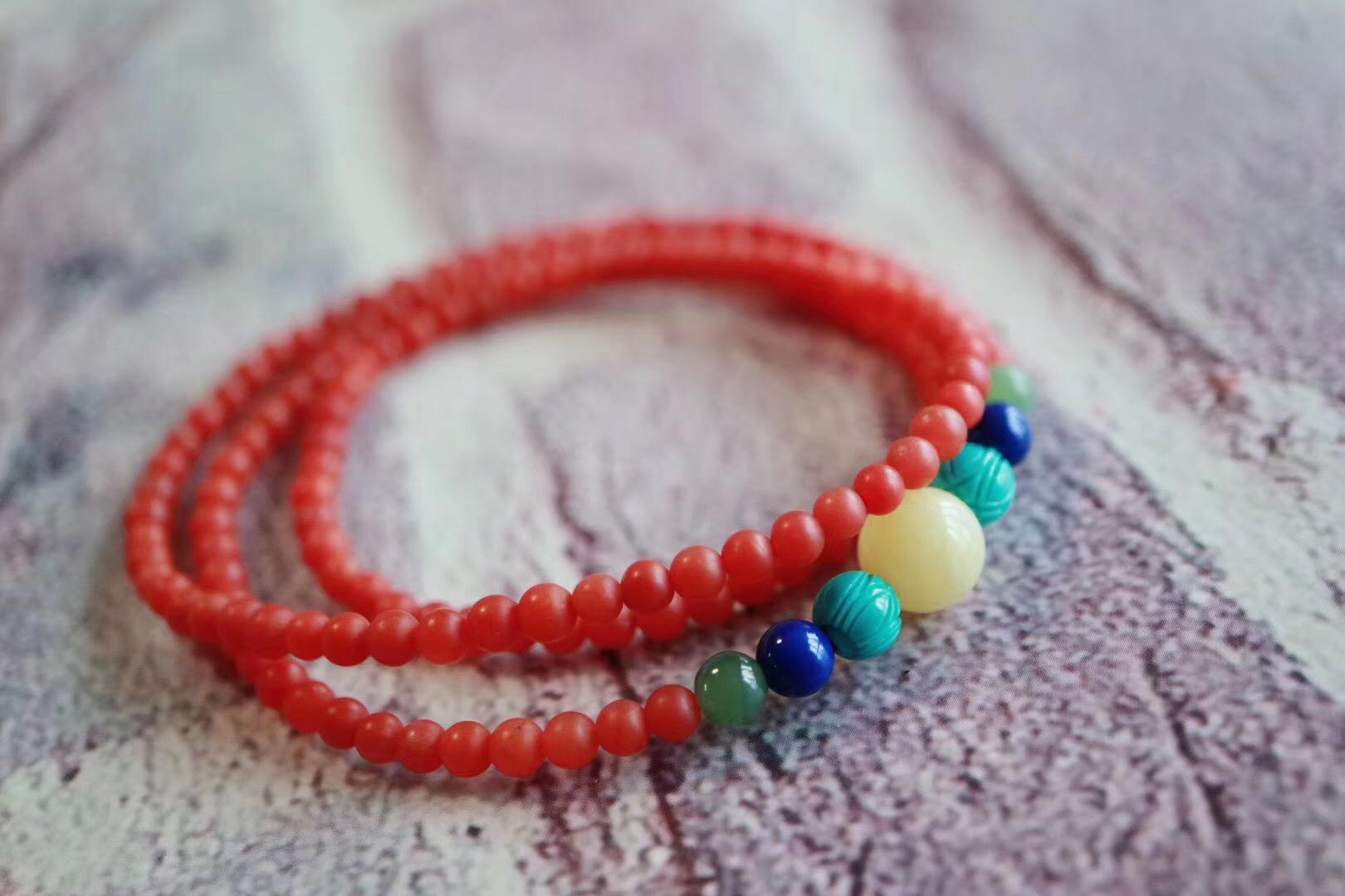【保山南红】一红传千年,藏玉为南红~-菩心晶舍