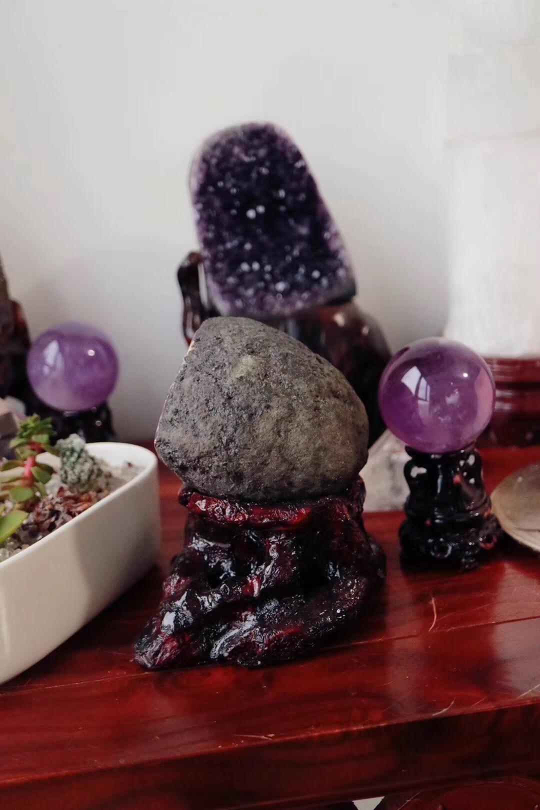 【乌拉圭紫晶洞】成为一个更好的、更具有精神和灵气的自己-菩心晶舍