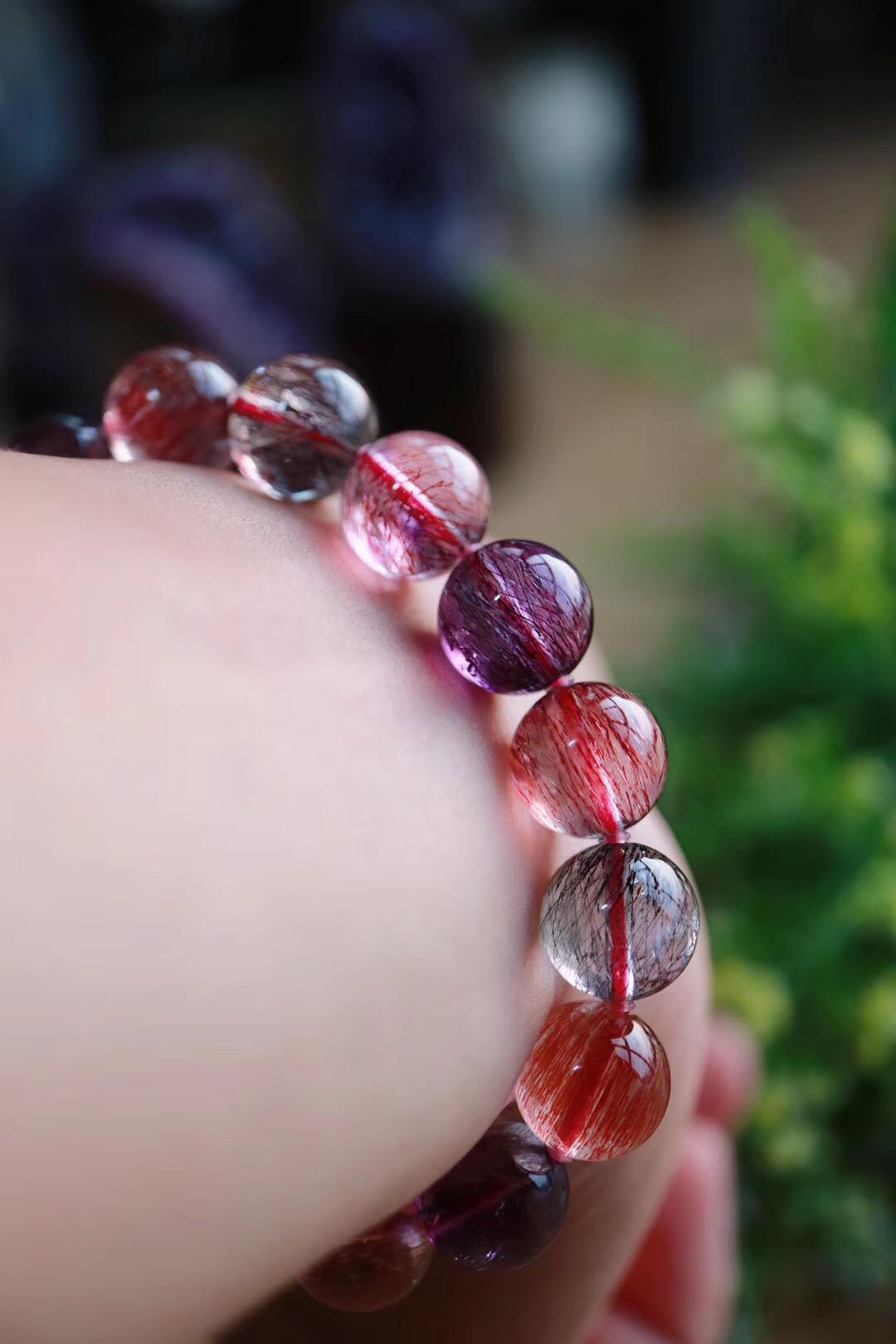【超七紫发晶】 港台地区最受欢迎的晶石之一-菩心晶舍