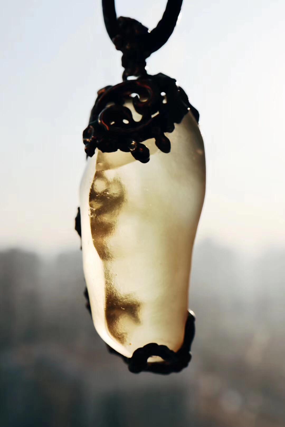 【利比亚黄金陨石♋️】听说,巨蟹座从不轻易说爱-菩心晶舍