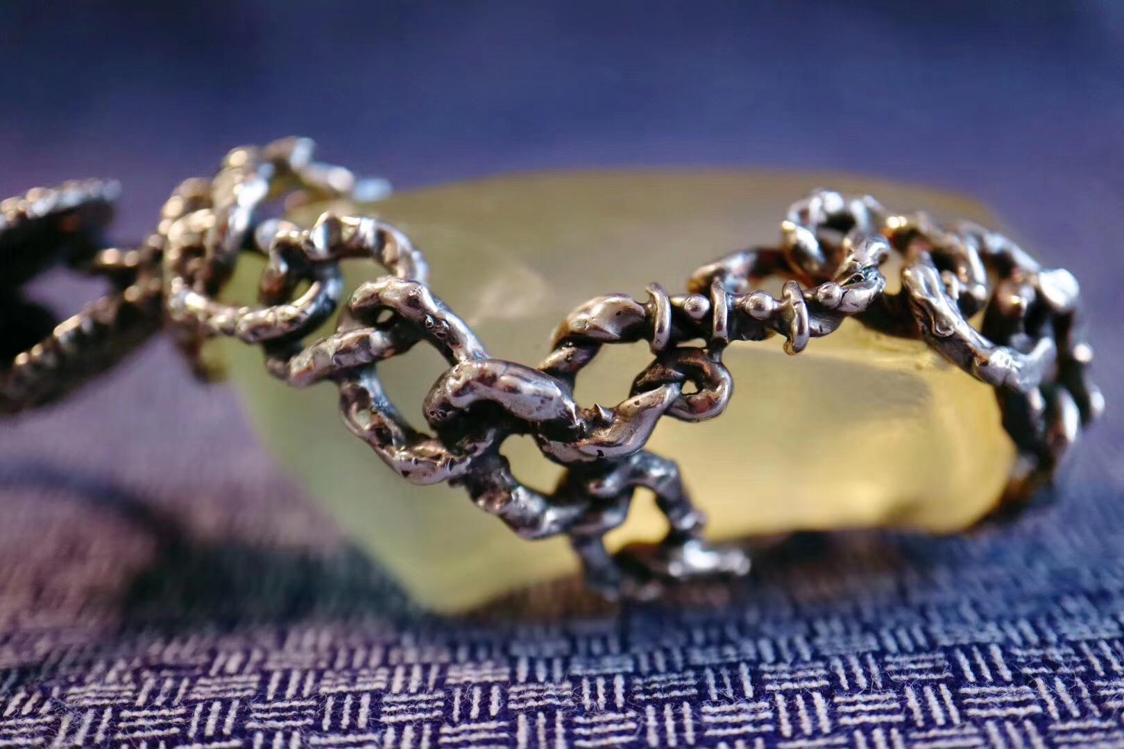 【利比亚黄金陨石】这是太阳🌞的能量,表达一种强大力量-菩心晶舍