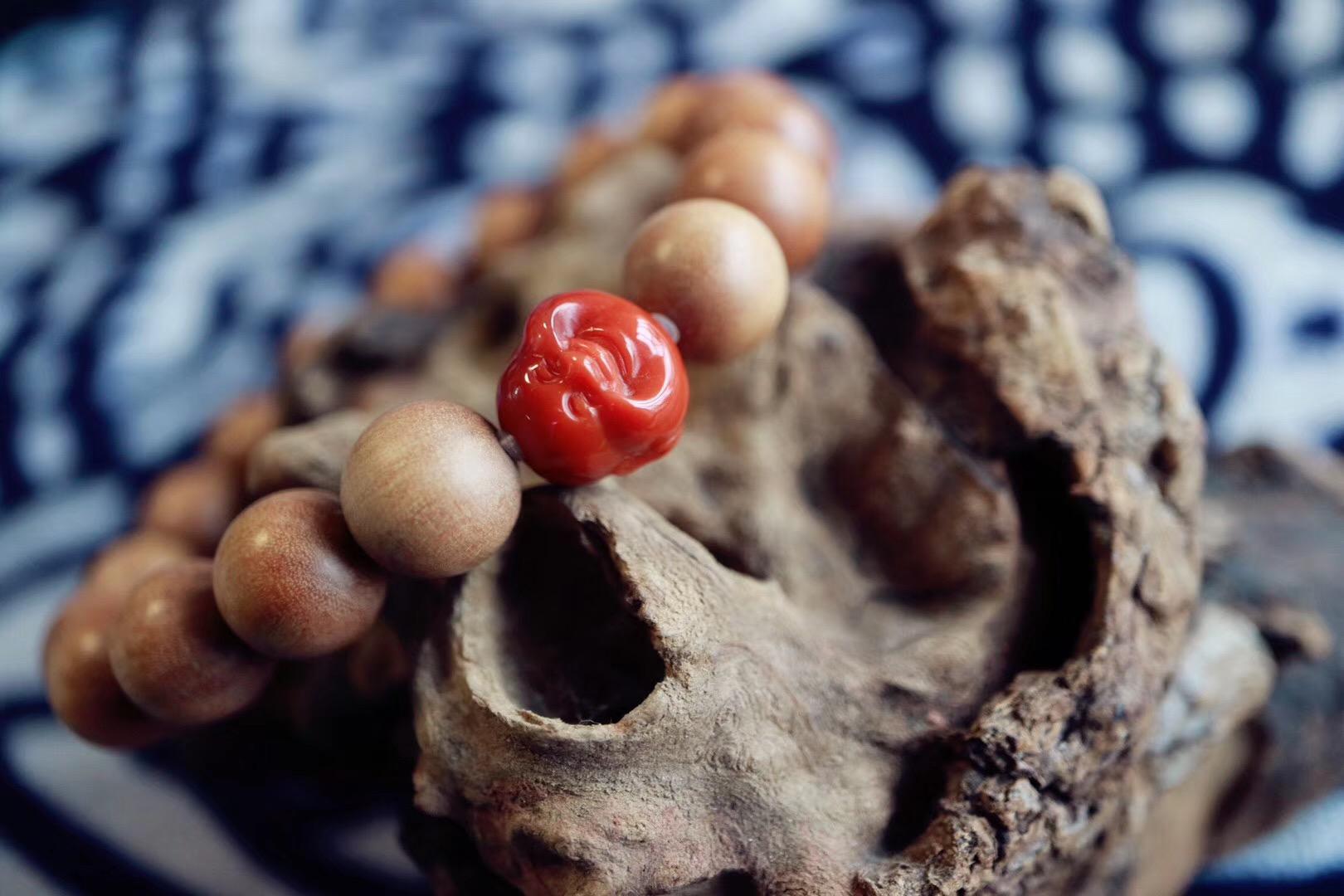"""【 老山檀】产自印度的""""老山檀""""是檀香中的上乘之品-菩心晶舍"""