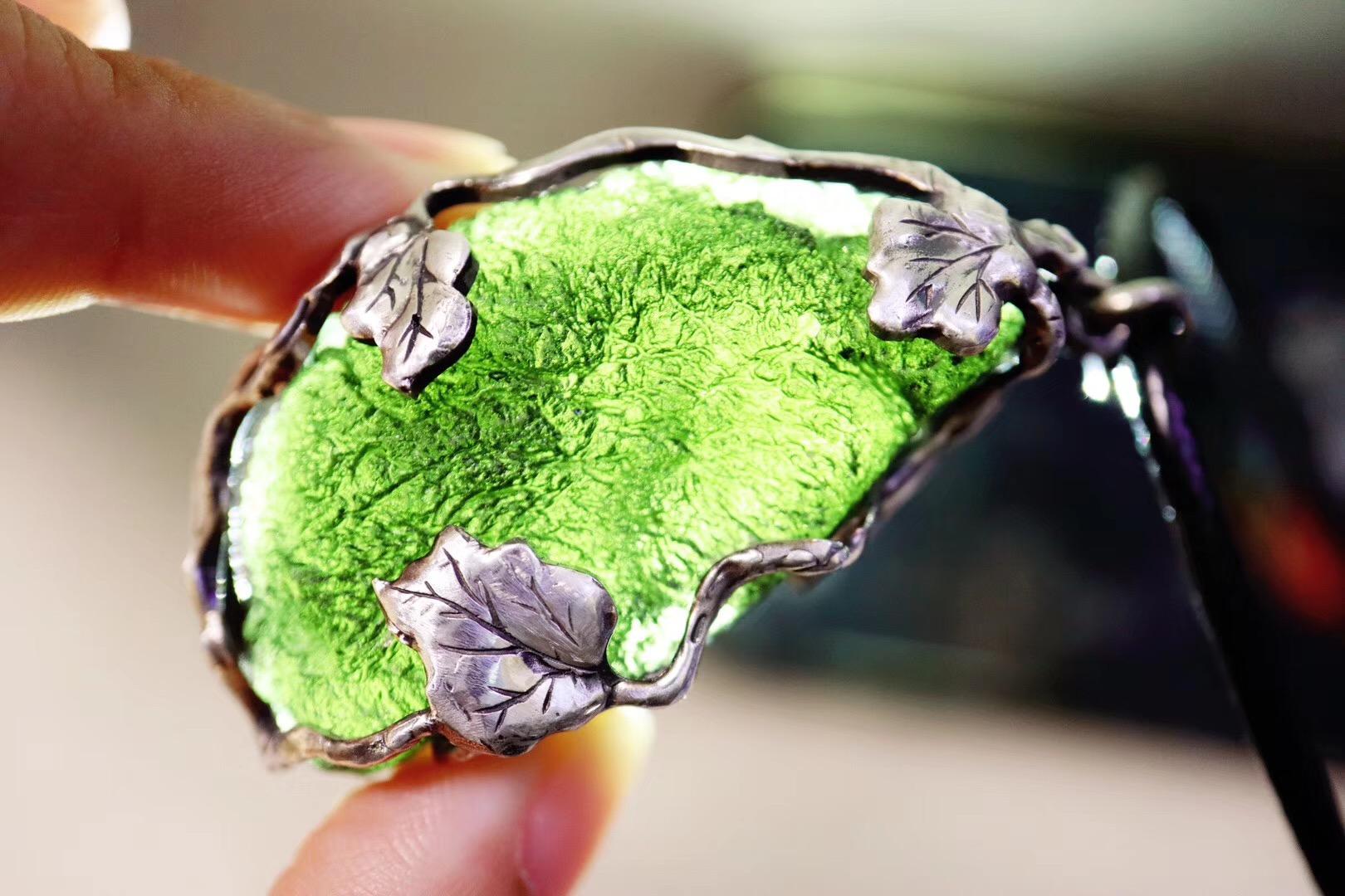 【捷克陨石】在菩心定捷克陨石的小哥哥,都是浪漫的-菩心晶舍