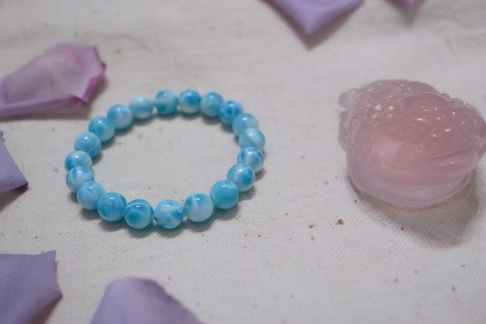 【海纹石】亚特兰蒂斯遗留下来的宝石—海纹石-菩心晶舍
