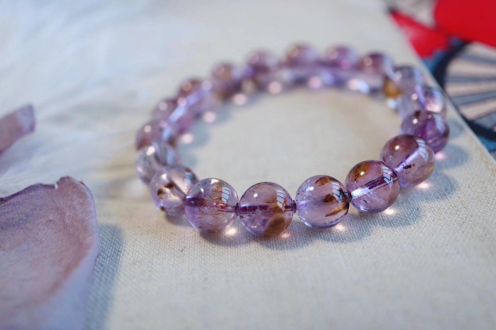 【紫钛晶】紫水晶是最受欢迎风水石-菩心晶舍