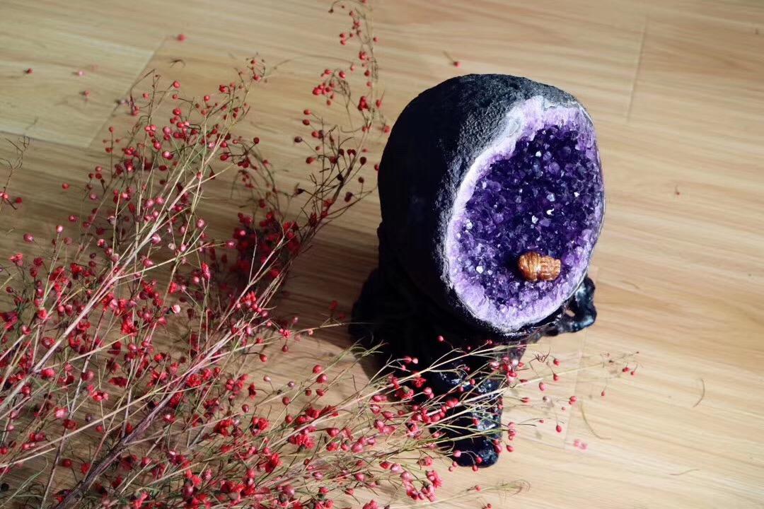 【紫晶洞】2020,要给自己一个圆满的开始-菩心晶舍