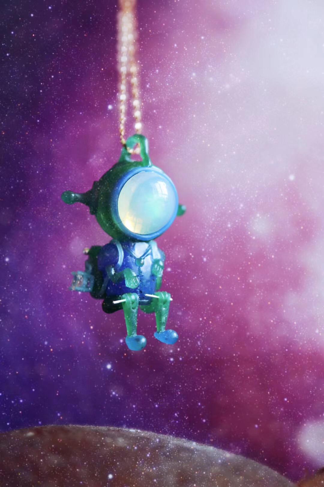 【欧泊石】你一定会拥有属于自己的宇宙星辰-菩心晶舍