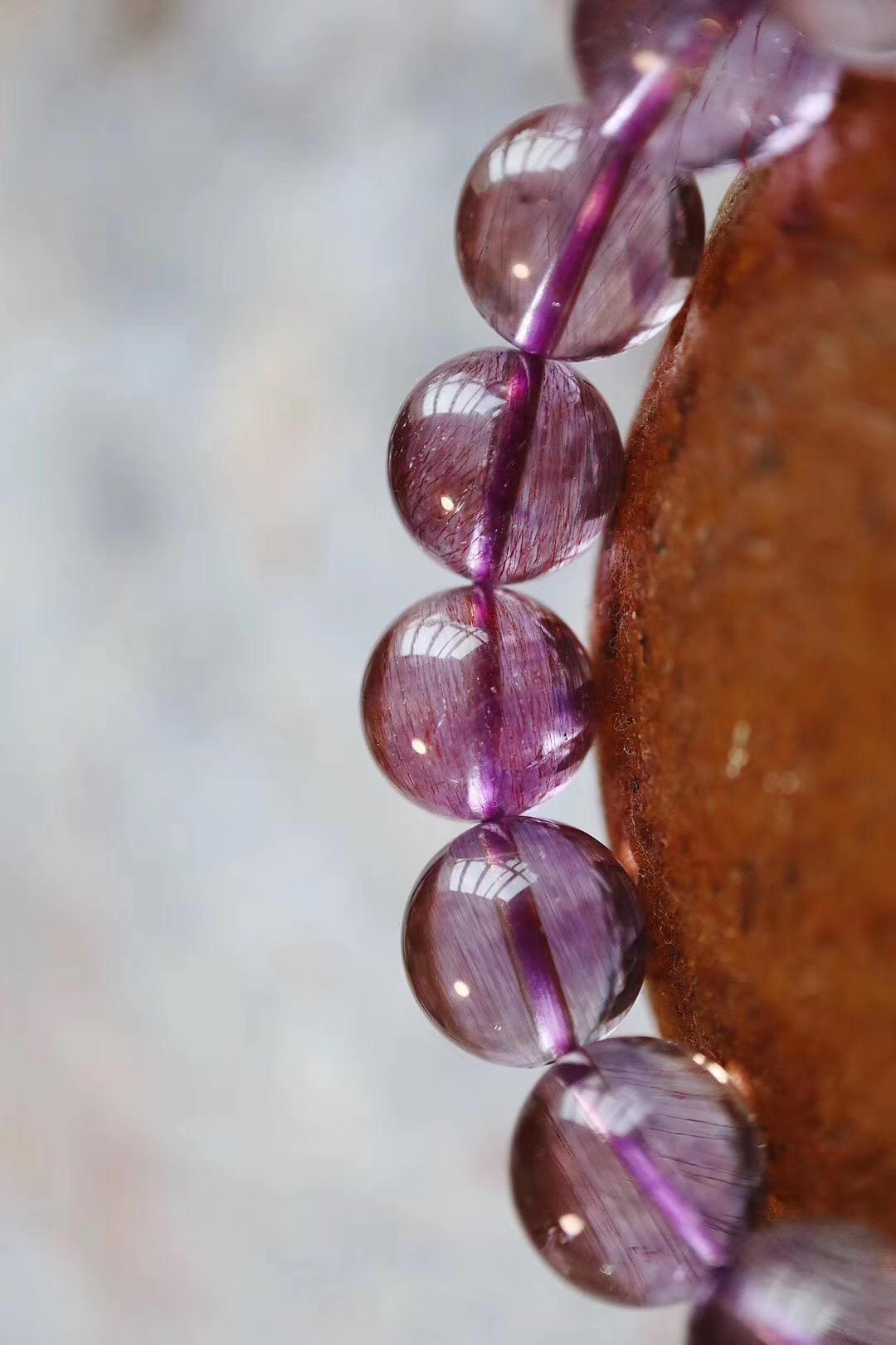 【紫发晶、月光石】仿若等了千年,你与星月,皆可珍藏-菩心晶舍
